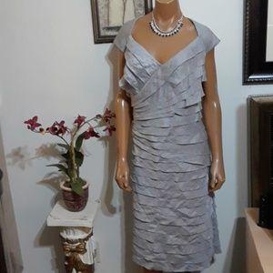 Beautiful London Times Woman Plus Size Dress
